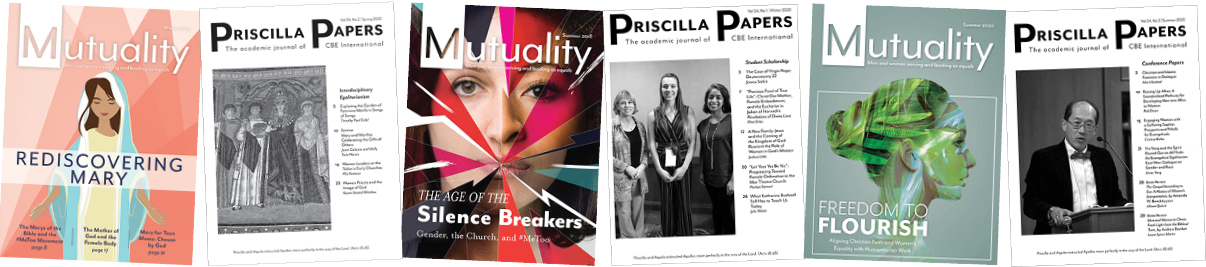 Mutuality and Priscilla Papers