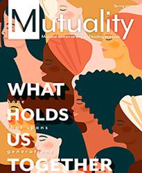 Cover of Mutuality Spring 2020