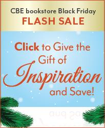 CBE Bookstore Flash Sale! Click to give the gift of Inspiration and save!
