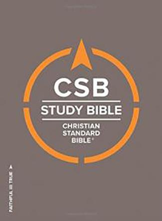 CSB Study Bible Cover