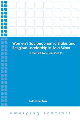 Cover of Women's Socioeconomic Book