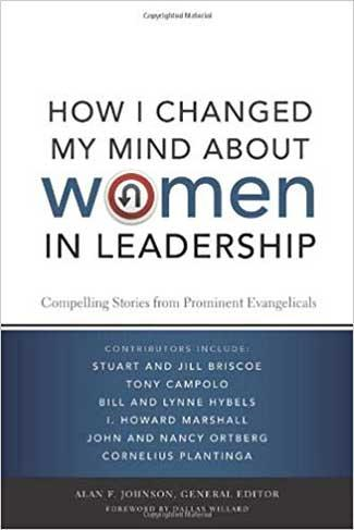 Cover of How I Changed My Mind About Women In Leadership