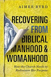 Cover of Recovering From Biblical Manhood and Womanhood