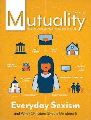 Cover of Spring 2019 Mutuality Magazine