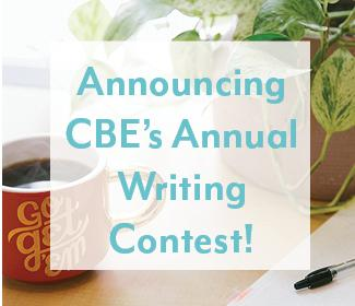 2020 CBE Writing Contest—Write for Women's Equality!