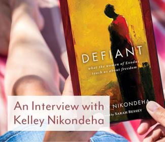 An Interview with Kelley Nikondeha