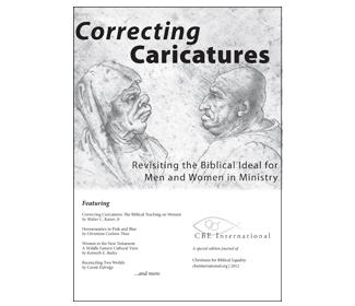 Cover of Correcting Caricatures