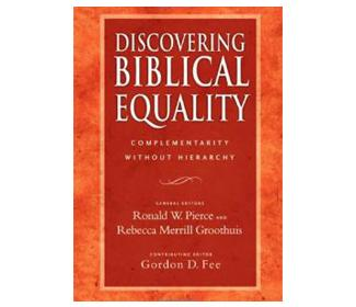 Cover of Discovering Biblical Equality