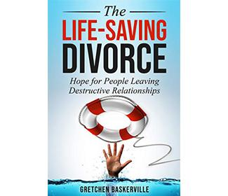 Cover of The Life-Saving Divorce