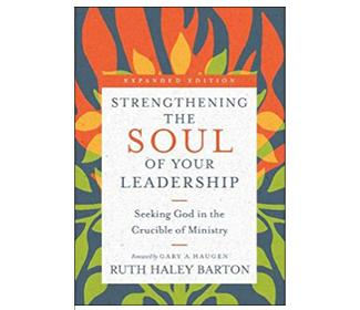 Cover of Strengthening the Soul of Your Leadership