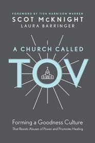 Cover of A Church Called Tov