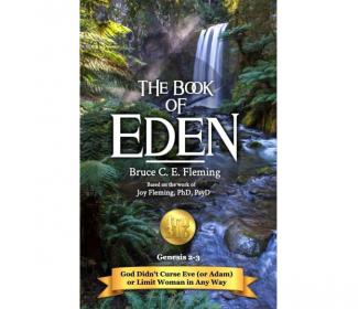 book cover: The Book of Eden