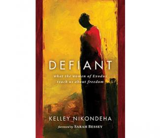 book cover: Defiant