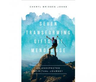 book cover: 7 Transforming Gifts of Menopause