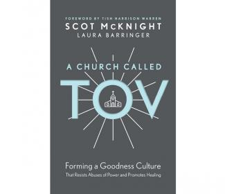 book cover: A Church Called Tov