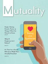 Cover of summer 2019 Mutuality