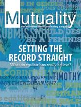 Cover of Summer 2017 Mutuality magazine titled Setting the Record Straight