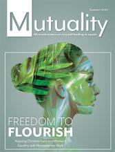 Cover of Mutuality Summer 2020 Volume 27 Issue 2