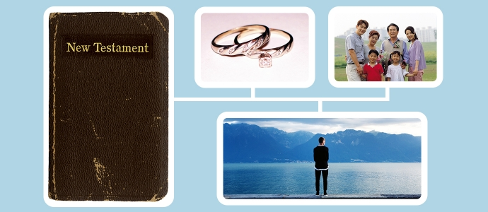 NT - Singleness, Marriage, Family