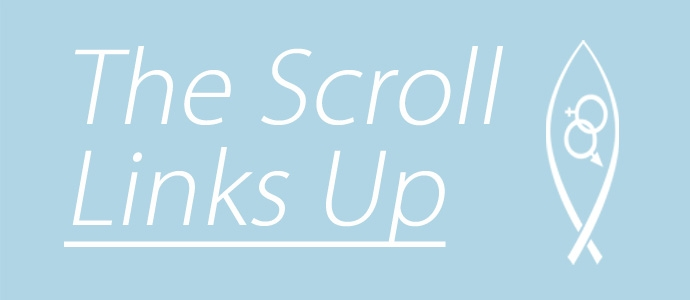 Scroll link up shortcut