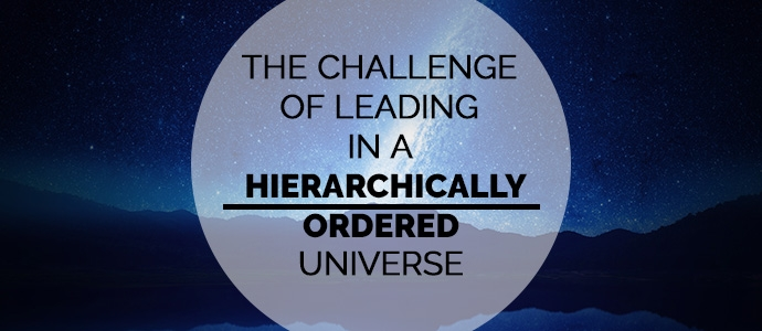 the ordered universe