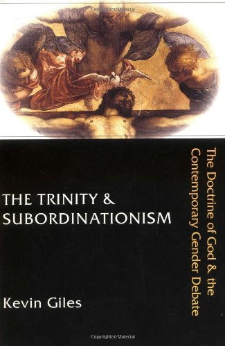 The Trinity and Subordinationism